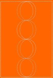 Quilt Border Block embroidery design
