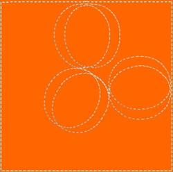 ITH Border Corner 2 Quilt Block embroidery design