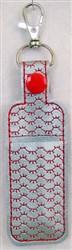 ITH Lip Balm Holder 1 embroidery design