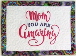 ITH Mom Mug Mat 2 embroidery design