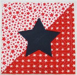 Star Quilt Embroidery Design : Patriotic Star Quilt Block Embroidery Designs, Machine ...