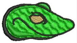 Lizard Mascot embroidery design