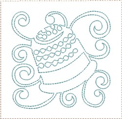 ITH Sewing Quilt Block 1 embroidery design