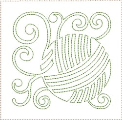 ITH Sewing Quilt Block 2 embroidery design
