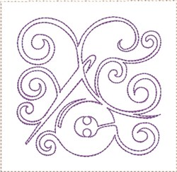 ITH Sewing Quilt Block 5 embroidery design
