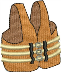 Fishing Vest embroidery design