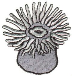 Sea Anemone embroidery design