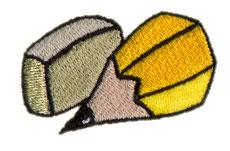 Pencil & Eraser embroidery design