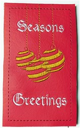 ITH Magic Greetings Gift Wallet embroidery design