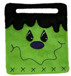 ITH Monster Bag embroidery design