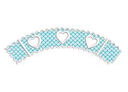 FSL Cupcake Wrapper embroidery design