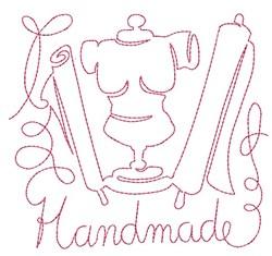 Handmade embroidery design