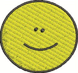 Smiley Face embroidery design