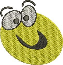 Cartoon Face embroidery design