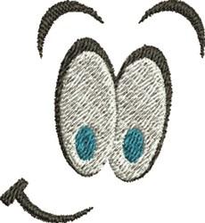 Funny Eyeballs embroidery design