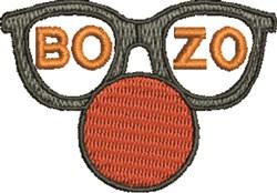 Bozo The Clown embroidery design
