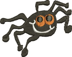 Funny Spider embroidery design