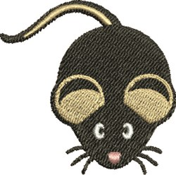 Small Mouse embroidery design