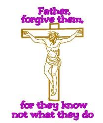 Jesus Resurrection Cross embroidery design