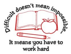 Education Book Apple Pen School embroidery design