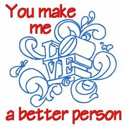 Season Of Love   embroidery design