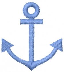 Anchor 15 embroidery design