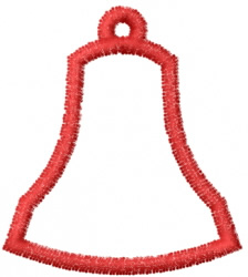 Bell 79 embroidery design