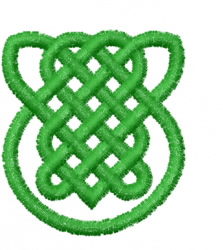 Celtic Design 2 embroidery design