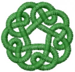 Celtic Design 6 embroidery design
