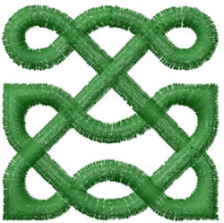 Celtic Design 17 embroidery design