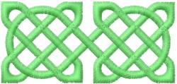 Celtic Design 36 embroidery design