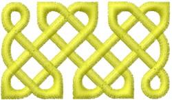 Celtic Design 51 embroidery design