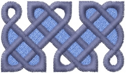 Celtic Design 62 embroidery design