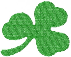 Clover 17 embroidery design