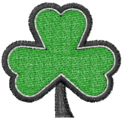 Clover 22 embroidery design
