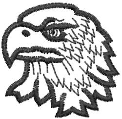 Eagle 19 embroidery design