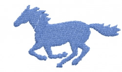 Horse 15 embroidery design