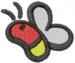 Insect 2 embroidery design
