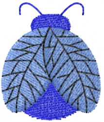Insect 11 embroidery design