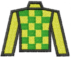 Racing Silks 5 embroidery design