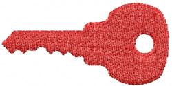 Keys 13 embroidery design