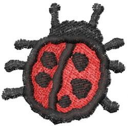 Ladybug 1 embroidery design