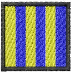 Nautical Flag G embroidery design