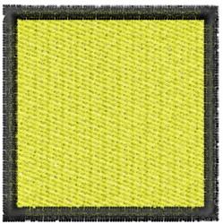 Nautical Flag Q embroidery design