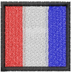 Nautical Flag T embroidery design
