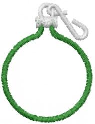 Ornament 22 embroidery design