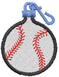 Ornament 25 embroidery design