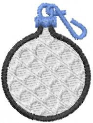 Ornament 27 embroidery design