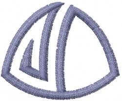 Pueblo Design 8 embroidery design