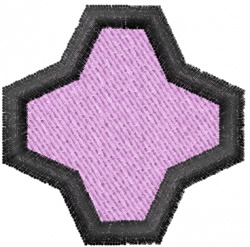 Shapes 6 embroidery design